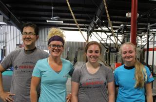Pennington CrossFit Fundamentasl Graduates